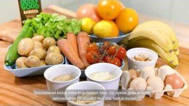 Toitumisnõustaja selgitab: need toiduained aitavad sooleprobleemide korral