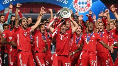 Võidukas Müncheni Bayern