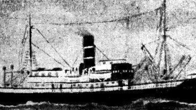 Stockholmi ja Tallinna vahel sõitnud laev, Maa Hääl 13.03.1936