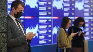 """Moskvas võitis Ühtne Venemaa 16 tundi """"üle loetud"""" e-häälte arvel, kasutati aga ka """"vanu tehnoloogiaid"""""""