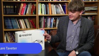 VIDEO | Nii töötab Eesti toode, mis tapab viirused