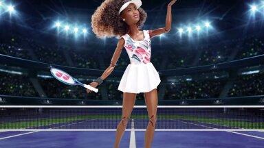 Теннисистка Наоми Осака стала прообразом куклы Barbie
