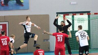 Kaspar Lees (viskel) ja Hendrik Varul tabasid teises maavõistluses Bahreini vastu Eesti kasuks vastavalt neli ja viis korda.