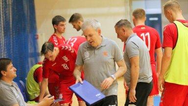Евгений Рывкин: наша главная задача на данный момент – отбор кандидатов в сборную