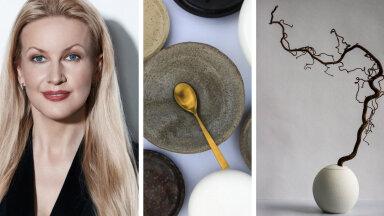 11 KÜSIMUST   Disainer Monika Pärnsalu loomingu märksõnaks on meelerahu