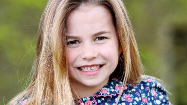 ФОТО   Шарлотте исполнилось шесть лет: новое фото британской принцессы