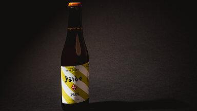 Esimene Eestis! Pöide Pruulikoda lisab õllepudelitele punktkirja, et nägemispuudega inimesed saaks etiketiga tutvuda