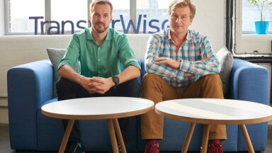 Wise'i asutajad Taavet Hinrikus ja Kristo Käärmann