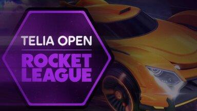 OTSE DELFI TV-s | Ela kaasa e-spordi turniirile Telia Open: Rocket League