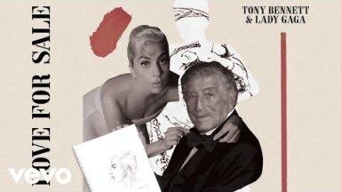 KUULA | Viimane stuudioalbum! Jazzikorüfee Tony Bennett ja Lady Gaga avaldasid oma ühiselt albumilt esimese singli
