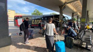Lux Express уплотняет международный график поездок — добавляются рейсы в Ригу, Вильнюс и Петербург