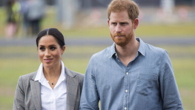Meghan teeb comebacki! Hertsoginna sõidab Harryga koos Londonisse