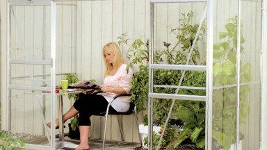 Kasvuhoone on rohkem kui ainult taimede kasvatamise koht
