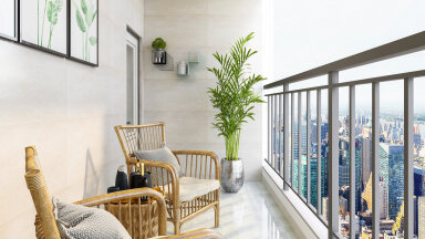 Suvised TRENDID | See on stiil, mida võiksid sel aastal terrassi või rõdu kujundades jälgida
