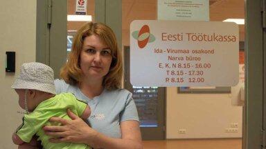 Женщину с грудничком отправляют на курсы эстонского: могут ли снять с учета, если отказаться?