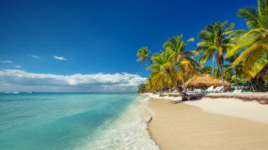 Tõelised paradiisirannad ootavad: saadaval on hea hinnaga lennud Dominikaani Vabariiki