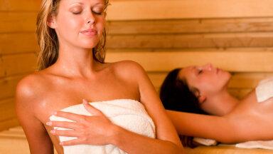 Saun on tervise sõber, mis lõdvestab lihaseid ja aitab vabaneda igapäevapingest