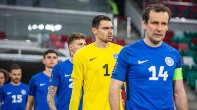 Jalgpall Valgevene - Eesti