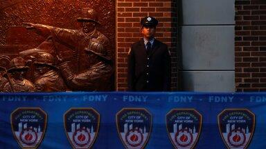 2001. aasta septembrirünnakute mälestamine tänavu New Yorgis.