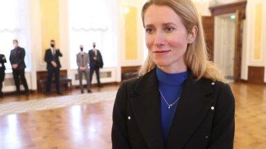 VIDEO | Kaja Kallas peaministriks saamise pahupoolest: pojaga oli eile väga kurb vestlus...