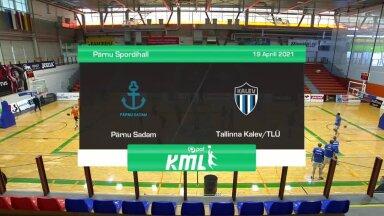 TÄISPIKKUSES | Korvpall: Pärnu Sadam - Tallinna Kalev/TLÜ