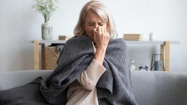 KUULA | Immuunsus ja viirused. Miks tervisliku eluviisiga inimesed haigestuvad?