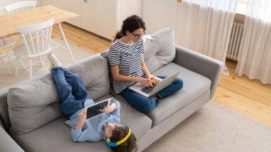 Enneta seljaprobleeme! Ergonoom teeb selgeks, mida tuleb silmas pidada, et lapsel kujuneks õige kehahoiak