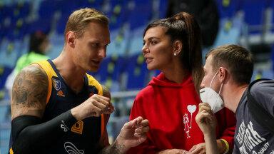 Janis Timma koos abikaasa Anna Sedokovaga.