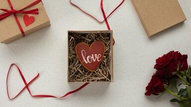 Сколько денег мужчины в Эстонии готовы потратить на подарок в День святого Валентина?