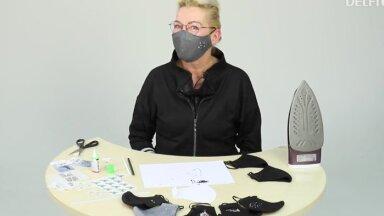 VIDEOÕPETUS | Bastioni endine peadisainer Monika Randloo õpetab, kuidas teha ühetoonilisest maskist endale hoopis kaunim ja naiselikum näoehe