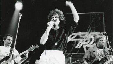 50 PARIMAT: Ruja esinemas 1986. aastal Tartu levimuusikapäevadel.
