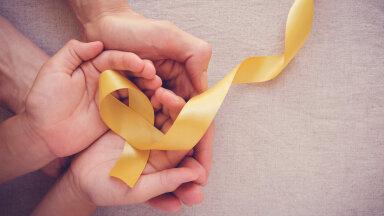 ÜLESKUTSE | Täna on ülemaailmne vähihaigete laste päev: selle armsa žestiga saad ka sina toetust avaldada