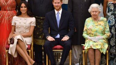 Harry ja Meghan plaanivad kuningannale külla minna! Paleetöötajad on plaani pärast marus