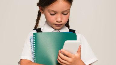 Pikaaegne kooliõde: lapse pea- või kõhuvalu põhjuseks võib olla ka koolimineku ärevus