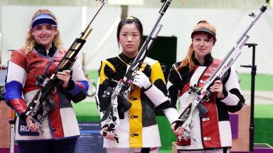 В Токио разыграны первые медали. У россиянки - серебро