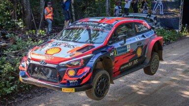 Ott Tänak vajab Rally Estonial väga võitu.