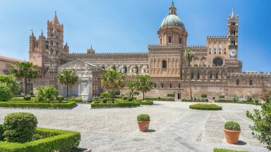 Palermo katedraal