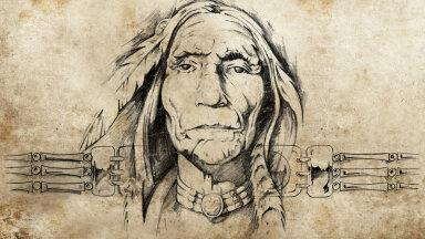 Hopi indiaanlaste liider White Eagle: jää positiivseks ja säilita meelerahu, nii liigud uude maailma