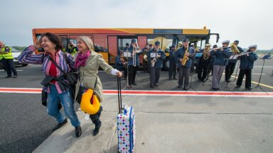 Teist suve järjest alustavad ja lõpetavad kruiisifirma Pullmantur reisijad oma kruiisireisid Tallinnas
