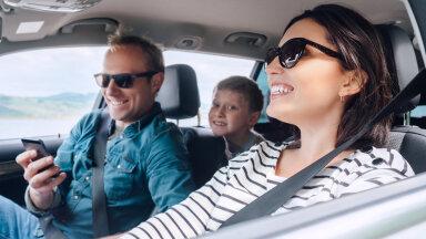 Pikk autosõit ees? Need 15 küsimust aitavad sul oma last paremini tundma õppida