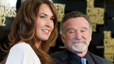 Robin Williams abikaasa Susaniga