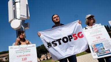 5G-vastased Itaalias