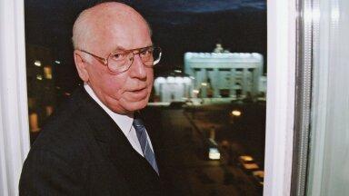 Saksamaa visiit, 08.11.2000 Adloni hotellis