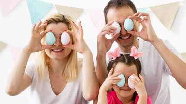 Pühad tuppa! Kuidas garanteerida pere hea tuju, aga ka naabrite ja möödajalutajate naeratused?