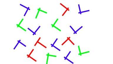 Optiline illusioon! Internetti hullutav Johns Hopkinsi ülikooli loodud test näitab, kas oled andekas