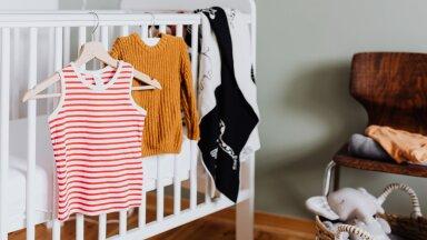 Maria blogi: esimese lapsega oli mul suur vajadus kellelegi tõestada, et suudan lapsele uusi kalleid riideid osta