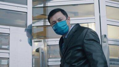 CПОРТИВНОЕ УТРО | Смотрите, как начинается утро мэра столицы Михаила Кылварта