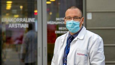 Arkadi Popov, Põhja-Eesti regionaalhaigla erakorralise meditsiini ülemarst