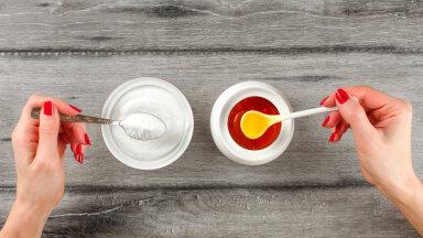 Suhkur versus mesi: milline magustaja on tervisele parem valik?