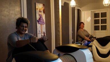 Rullmassaaž – tervis, treening ja lõõgastus üheskoos